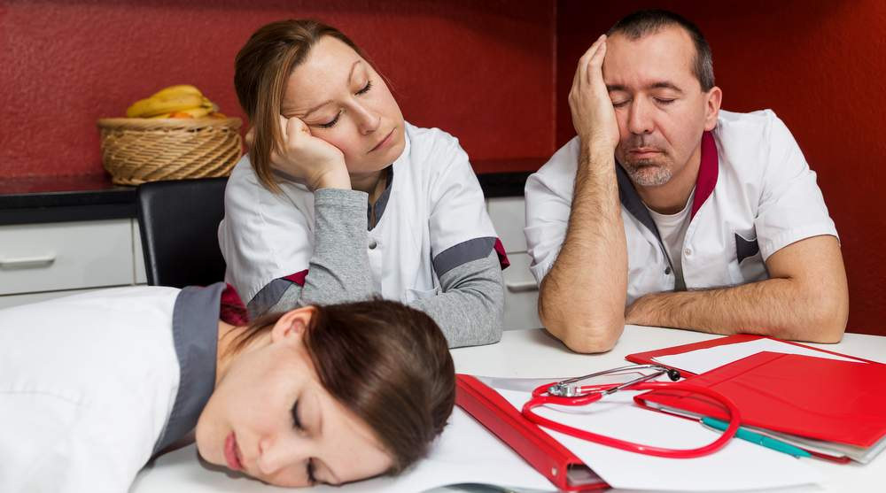 stressed caregivers realize that caregivers must care for themselves too