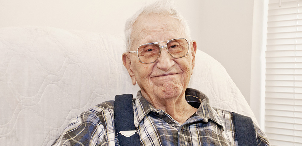 Protect senior citizens from identity theft