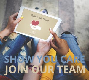 Become a caregiver and receive free training