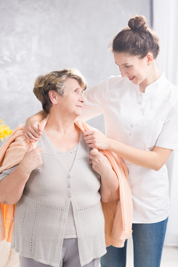 what is a home health aide